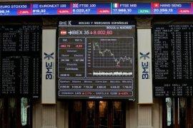 Indeks IBEX-35 Spanyol melemah 0,04 persen