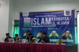 Ikadi Depok bumikan ajaran Islam moderat