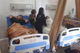 Tujuh mahasiswa tewas tertimbun longsor di Karo