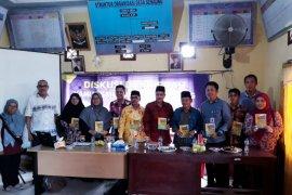Peluncuran kamus bahasa Senaung upaya tingkatkan pelestarian budaya