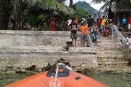 Dua dari empat nelayan Ambon yang dilaporkan hilang ditemukan