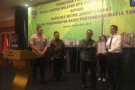 Hujan deras warnai pemusnahaan KTP-e di Bogor