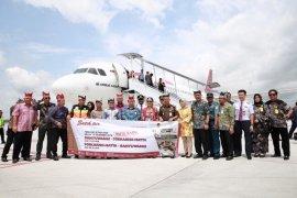 Keterisian Penumpang Batik Air Jakarta-Banyuwangi 92 Persen