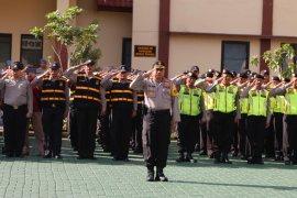 1.449 personel gabungan amankan Natal Tahun Baru di Bogor