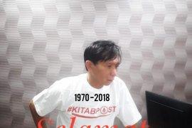Pemain andalan futsal PWI Kalsel wafat saat bertanding