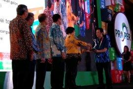 Danone-AQUA kembali raih penghargaan dari Kementerian Lingkungan Hidup dan Kehutanan