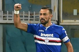 Fabio Quagliarella sumbang dua gol bawa kemenangan Sampdoria