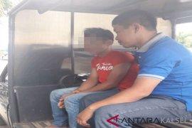 Pencuri helm kembali beraksi di Kampus UIN Antasari