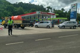 Menyusul aksi masyarakat, persediaan BBM di Jayapura dan Manokwari kondisi aman