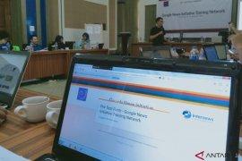 "Jurnalis di Jambi ikuti ""Google News Initiative Training Network"""