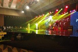Apresiasi nasabah prioritas, BRI Medan gelar konser Rossa