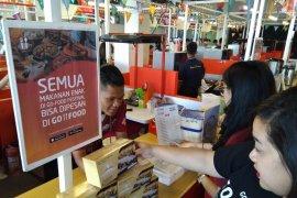 Puluhan UMKM ramaikan Go-Food Festival Kota Bogor