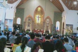 Gereja Santo Gregorius galang dana korban bencana