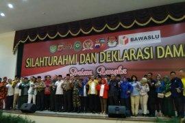 Polresta Bogor deklarasikan Pemilu 2019 damai