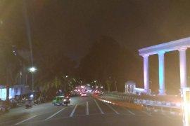 Arus lalin di Bogor jelang tahun baru lancar