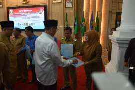 DIPA Kabupaten Pandeglang 2019 Meningkat