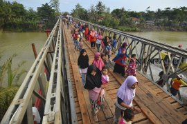 Jembatan Bailey pansel bisa digunakan