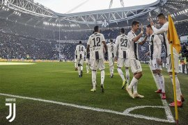 VAR bantu Juve menang 2-1 atas Sampdoria