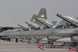 Latihan tempur TNI AU-Angkatan Udara Singapura berakhir