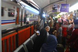 Penumpang KA Libur Natal di Surabaya Capai 226.942 Orang