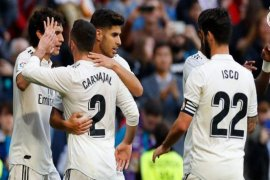 Madrid libas Melilla 6-1 di Piala Raja