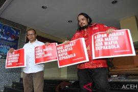 Mantan pemain Timnas Indonesia klarifikasi soal pengaturan skor