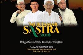 Ponpes Sukorejo Gelar Muktamar Sastra Nusantara