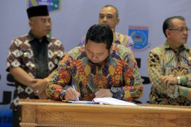 Kota Tangerang - DKI Jakarta Kerjasama Ketahanan Pangan