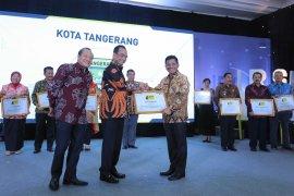 Kota Tangerang Raih Penghargaan IRSA Kategori Excellent City