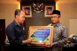 Aceh Barat raih Opini WTP