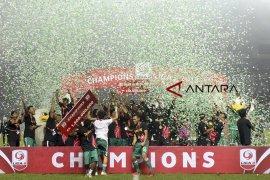 PSS Sleman juara Liga 2
