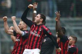 Hasil dan klasemen Liga Italia, Milan menyeruak ke empat besar