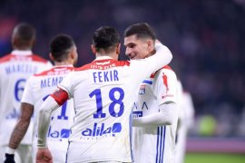 Lyon benamkan Monaco dengan kemenangan 3-0