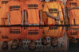 Penangkapan buronan sindikat curanmor