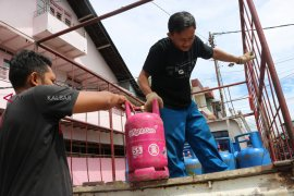 Perbedaan Harga Picu Kelangkaan Gas Melon