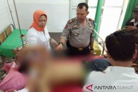 Pelaku pembunuh asisten perkebunan Sawit Hulu menyerahkan diri