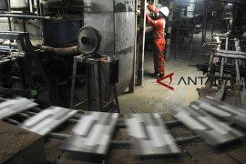 Produksi ubin keramik manfaatkan gas