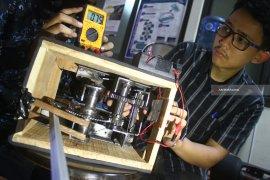 Prototipe Pemanen Energi Listrik Ombak