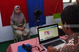 Perekaman KTP Elektronik Di Sekolah