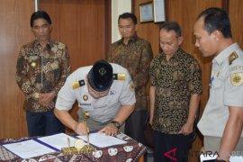 Pemkab Belitung Timur jalin kerjasama dengan STPN