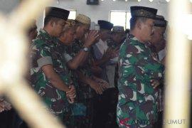 TNI gelar istighosah bersama masyarakat Padangsidimpuan