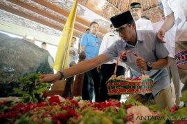 Sandiaga Uno ziarah ke Makam Soekarno