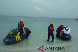 Satpolair Belitung tingkatkan patroli di objek wisata pantai