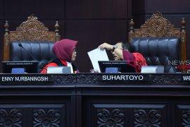Hakim MK - Bukti video kehilangan suara 02 hanya sebatas narasi akun Facebook