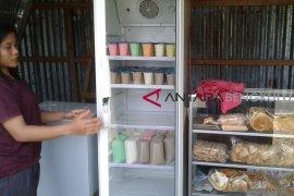Produksi susu lokal mulai diminati konsumen