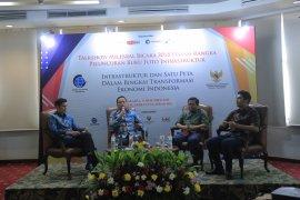 "Arief ""Pamer"" Aplikasi Tangerang Live Di ""Milenial Bicara 2018"""