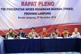 Pemprov Lampung Meminta Kabupaten/Kota Membentuk TPKAD