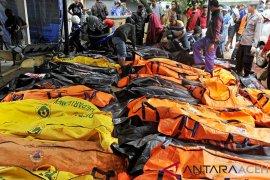 Jumlah korban meninggal di Pandeglang 164 orang