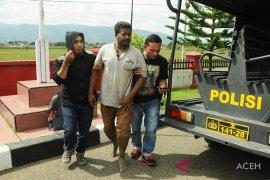 Polisi tangkap 41 napi kabur dari Lapas Lambaro