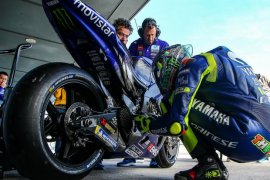 Rossi: Yamaha masih harus bebenah untuk bisa bersaing dengan Suzuki, Honda, Ducati